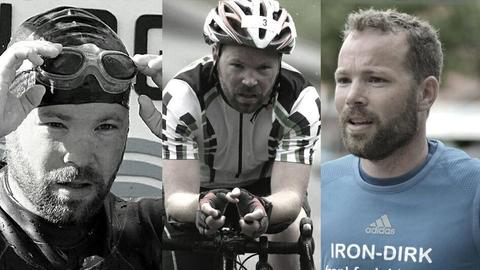 Ultra-Triathlet Dirk Leonhardt