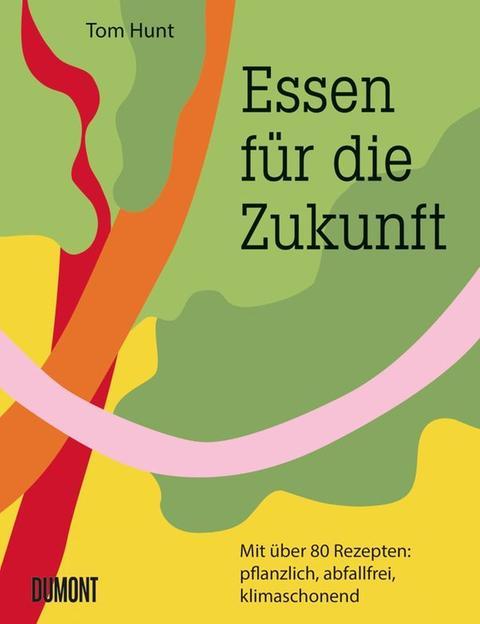 """Buchcover """"Essen für die Zukunft"""""""