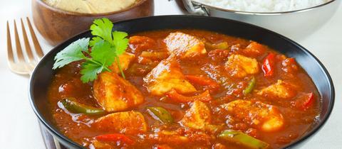 Oliver Schneider: Curry