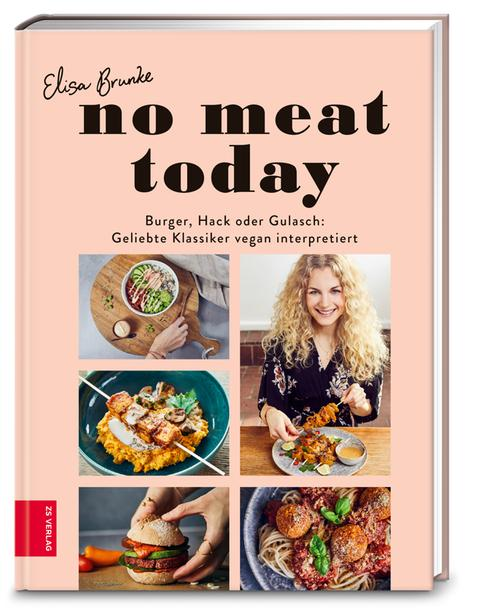 """Buch """"No meat today"""""""