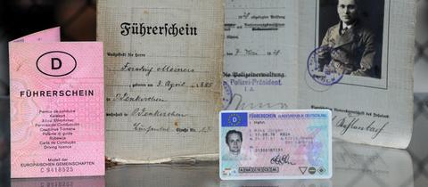 Führerscheine