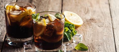Genussmoment Rum