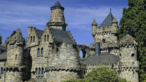Geheimnisvolle Orte in Hessen