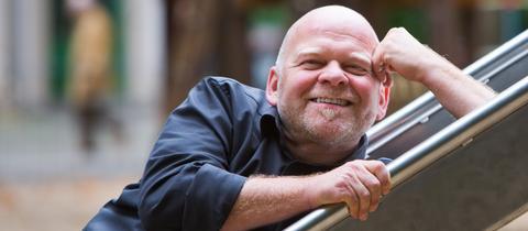 hr1-Comedian Bernd Gieseking