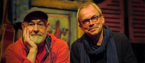 Gerd Knebel und Henni Nachtsheim