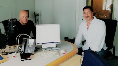 Christian Berkel und Marco Schreyl