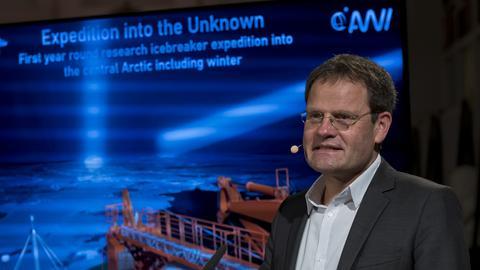 Markus Rex, Polarforscher