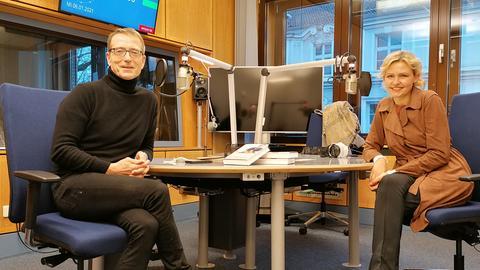 Marion Kuchenny und Matthias Riedl