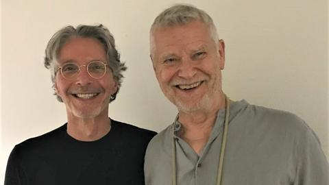 Klaus Reichert und Achim Reichel