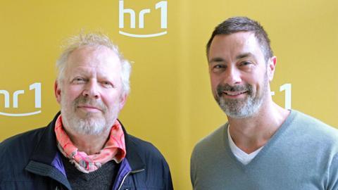hr1-Talk mit Axel Milberg