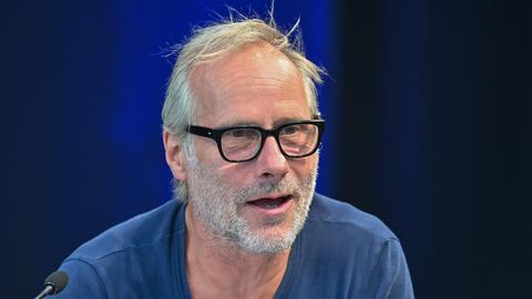 Schauspieler Wolfram Koch