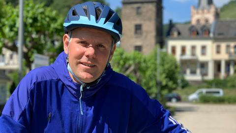 Sebastian Kisters Radtour