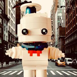 Lego-Modelle von Chris Koch