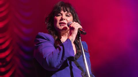 Sängerin Ann Wilson von Heart