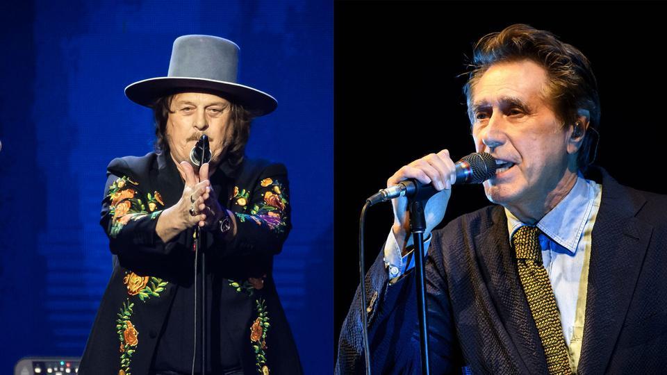 Zucchero und Bryan Ferry