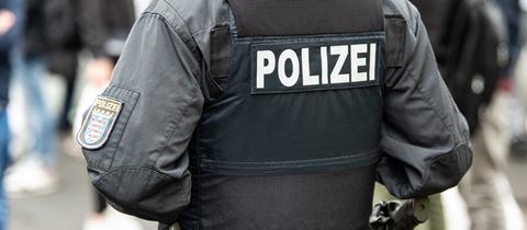Polizist aus Hessen