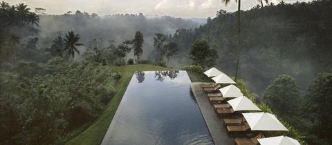 Die schönsten und spektakulärsten Pools der Welt