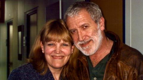 Lidia Antonini mit Gordon Haskell