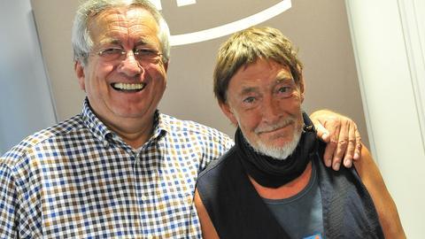 Werner Reinke und Chris Rea