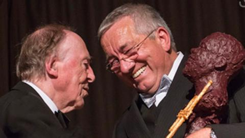 Werner Reinke, Chris Barber