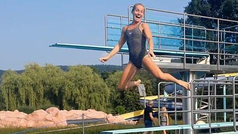 Simone Wasserspringen