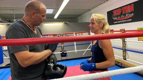 Simone Reuthal Boxen