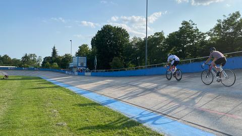 Simone Reuthal Radfahren