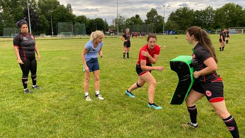 Simone Reuthal Rugby