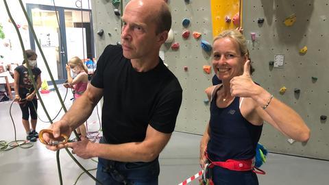 Simone Reuthal Olympia Sportklettern