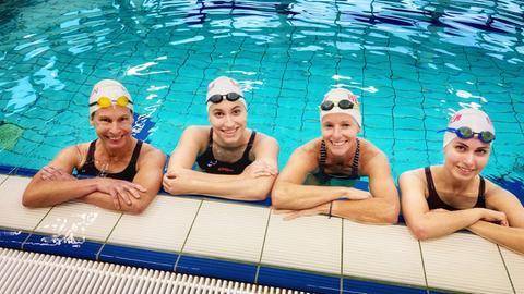 Simone Reuthal Synchronschwimmen