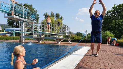 Simone Reuthal Wasserspringen