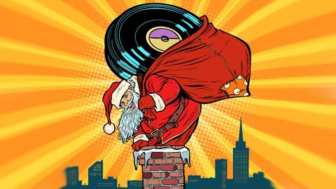 Weihnachtsmusik der hr1-Hörer
