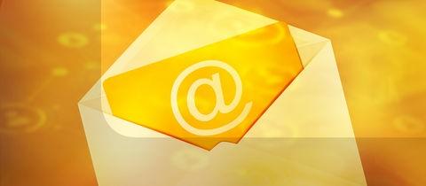 hr1 Newsletter  - Brief mit E-Mail