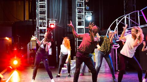 Thriller Tanzworkshop